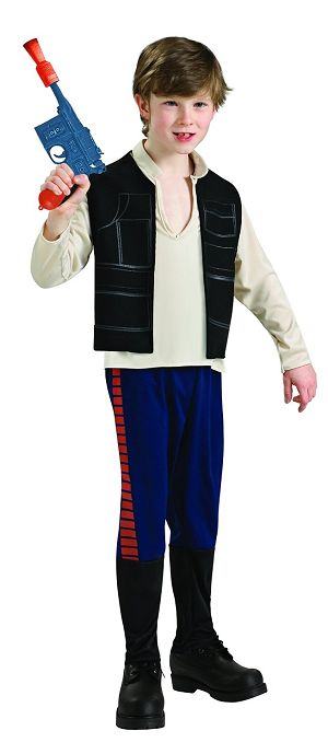 Déguisement Han Solo enfant