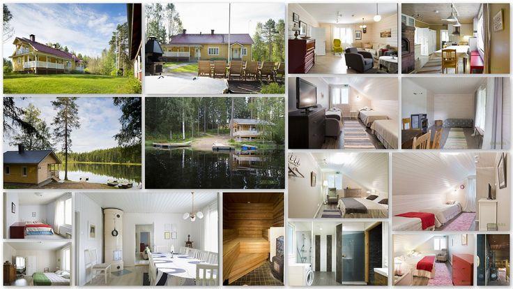 Коттедж Villa Julius, Пирканмаа, id470 #КоттеджиФинляндии #iMokki #Пирканмаа