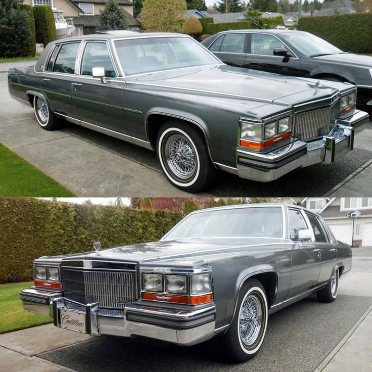 1993 Cadillac Brougham For Sale: 102 Best Cadillac Fleetwood Brougham 1980-92 Images On Pinterest