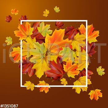Featured Fall clipart image
