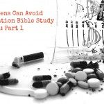 Teen Bible study lesson perfect for addressing the topics of drugs, alcohol, and temptation--and how your youth ministry students can avoid and resist them.