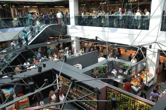 mercado san anton: Calle de Augusto Figueroa, 24 Madrid 28004