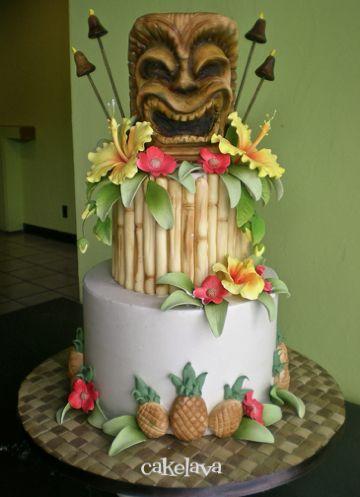Best 25 Hawaii Cake Ideas On Pinterest