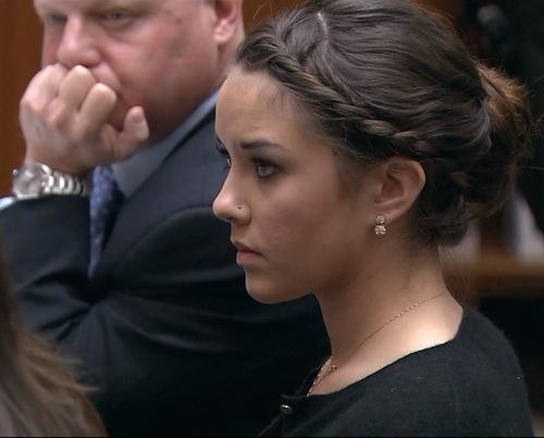 Alexis Neiers in trial