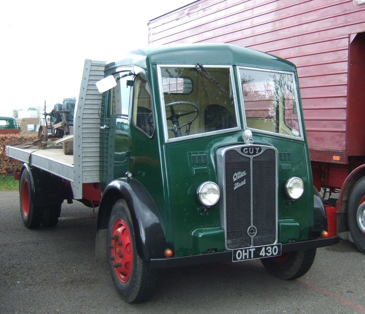 Vintage British Lorries - ...#