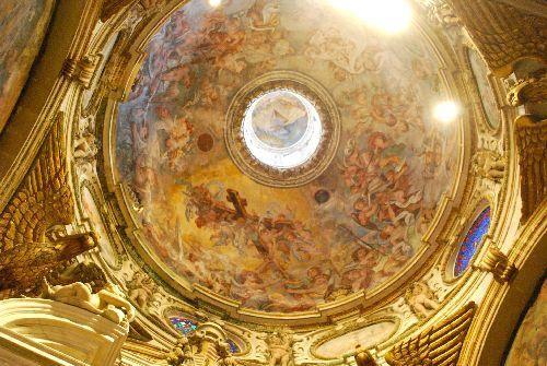 Lecce - Cattedrale Santa Maria Assunta - Altare