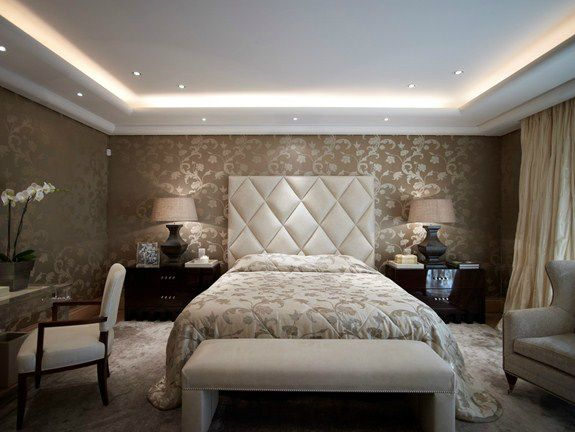 contemporary bedroom design by cadena
