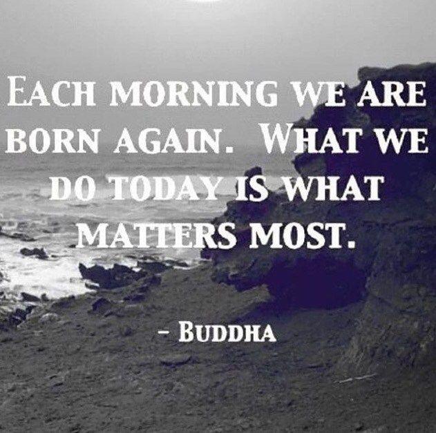 A Buddha Thought » Ted Kennedy Watson