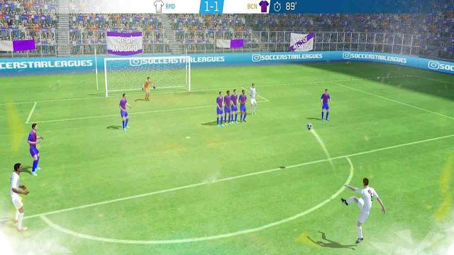 10 Best Football Games For Android Offline Techy Nickk Football Games English Football League Top League
