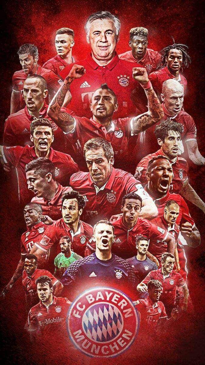 Fc Bayern München                                                                                                                                                                                 More