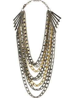 rock this awesome mirror necklace!! check out Sorrelli