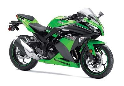 Harga dan Spesifikasi #Kawasaki Ninja 300