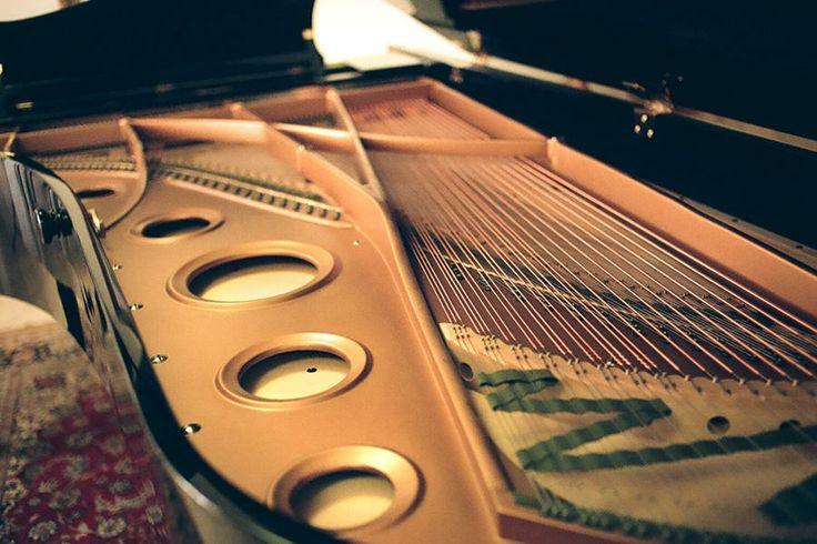 Pianos às quintas
