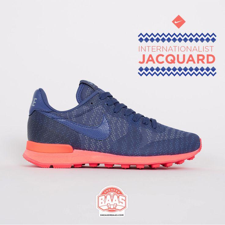 #nike #nikeinternationalist #nikejacuard #jacquard #sneakerbaas #baasbovenbaas  Nike Internationalist Jacquard - Still available!  For more info about your order please send an e-mail to webshop #sneakerbaas.com!