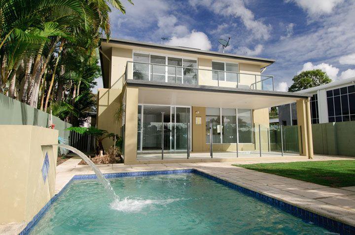 Surfers Paradise North Facing Waterfront Home - Peter McManus Real Estate