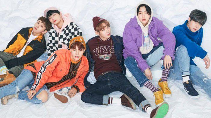 Comeback Pertama dengan 'My Flower,' JBJ Raih Posisi Pertama di Berbagai Tangga Lagu Korea