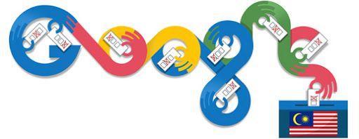 50º aniversário da bandeira do Canadá #GoogleDoodle