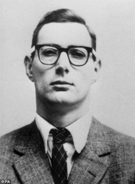Bruce Reynolds, the mastermind behind the Great Train Robbery.