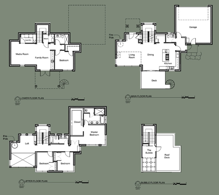 Floor Plans Dan Nelson Aia And Matt Radach Designs