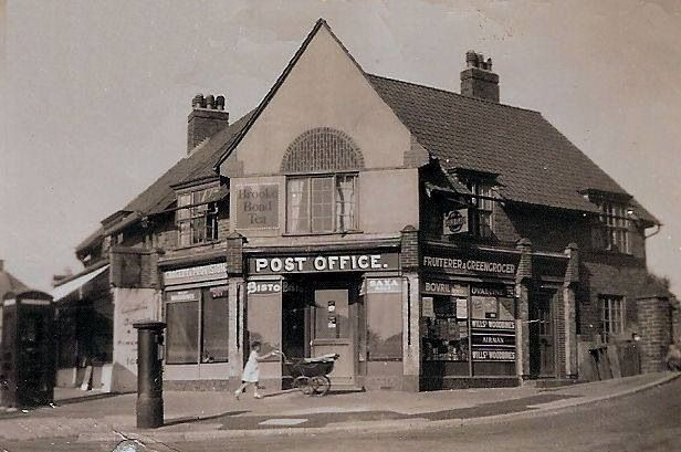 .This shop was down the bottom corner of Vale Road and Sutton Drove, had a few sweets from there. ( Now back as private residents ) ( Picture by courtesy of Seaford Museum )
