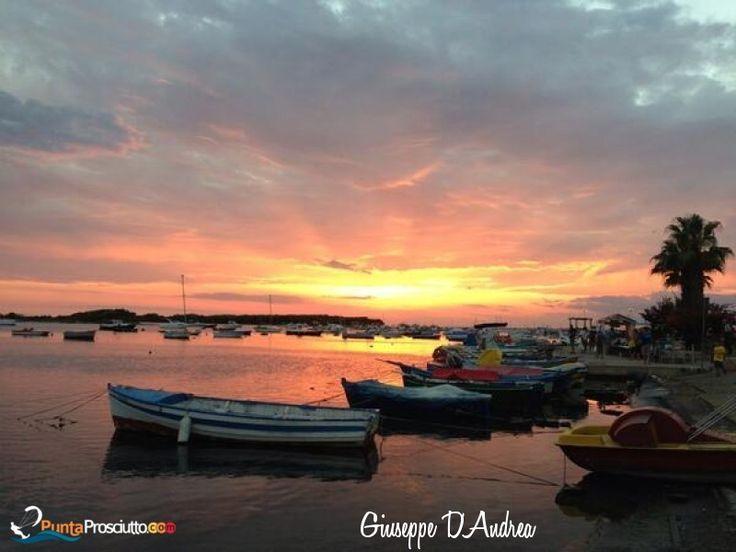 Comune di Porto Cesareo - Punta Prosciutto - Luoghi, attività ed eventi nel salento
