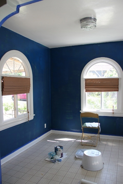 mesmerizing sherwin williams blue living room | the perfect navy (dinning room) Loyal Blue. Sherwin ...