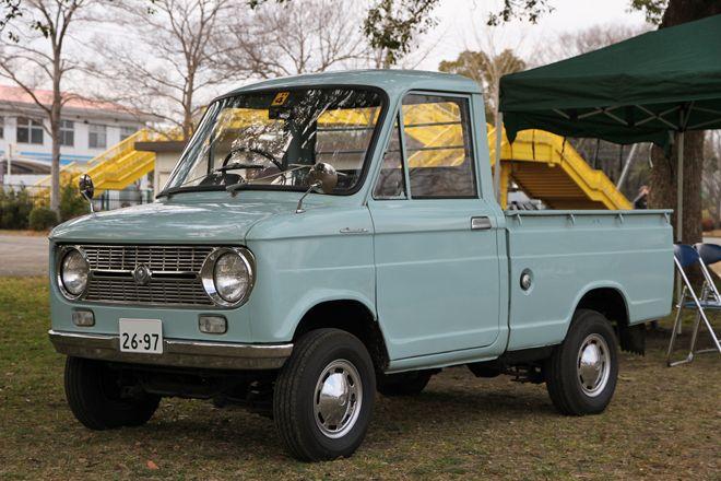 旧車イベント「U1000 in しらこばと公園」の会場から (30372) 画像・写真