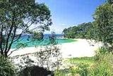 Jervis Bay beach, Australia