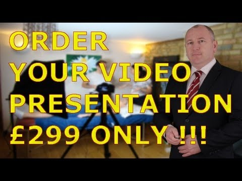 UK video production company - we create 2-3 minutes video business cards... more details at http://www.videobizcards.co.uk/ - where companies are alive! One video's price is only £ 299! The web promotion cost only £99! If you want to have a look at some of my videos please click here http://www.youtube.com/user/videobcards?feature=mhee