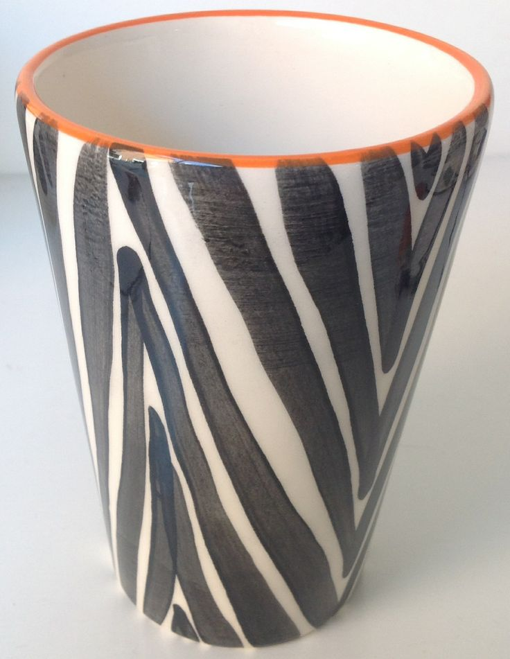 mug no handle for the zebra set