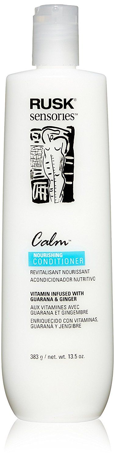 RUSK Sensories Calm Guarana and Ginger Nourishing Conditioner -- This is an Amazon Affiliate link. Want additional info? Click on the image.