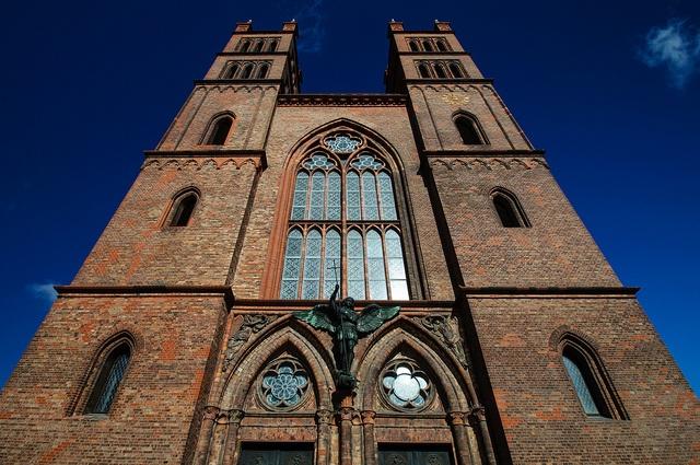 ღღ Berlin - Friedrichswerdersche Kirche | Flickr - Photo Sharing!
