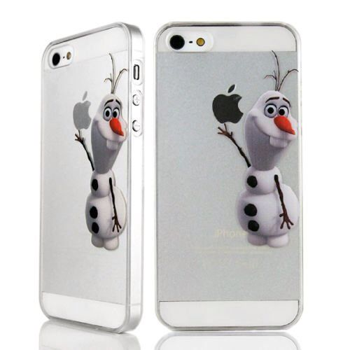 Coque iPhone 5c Olaf