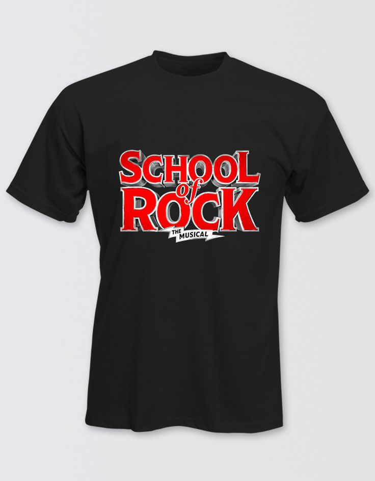 School of Rock Merchandise | Stick It To The Man T-Shirt
