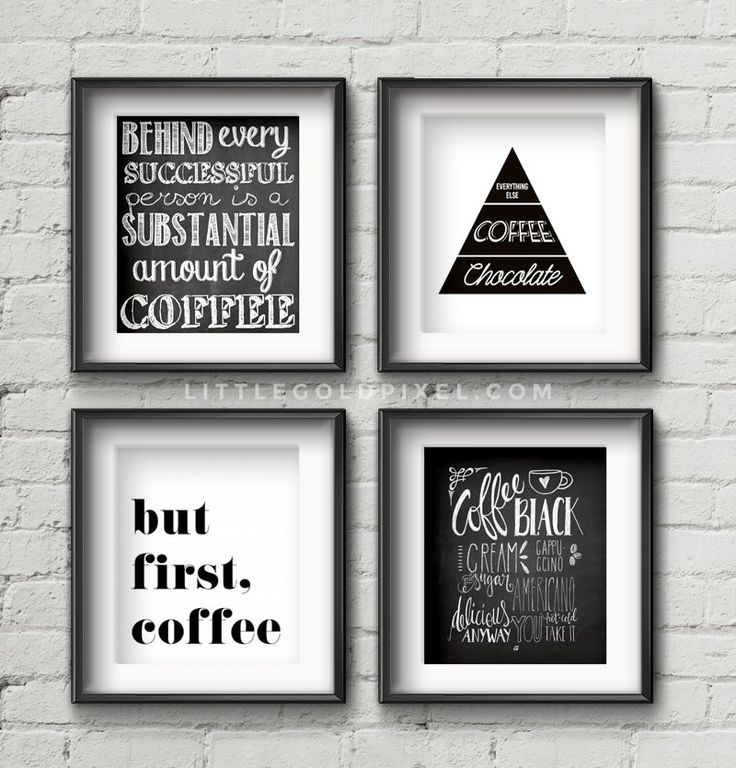 20 kitchen free printables wall art roundup - Kitchen Wall Decorations