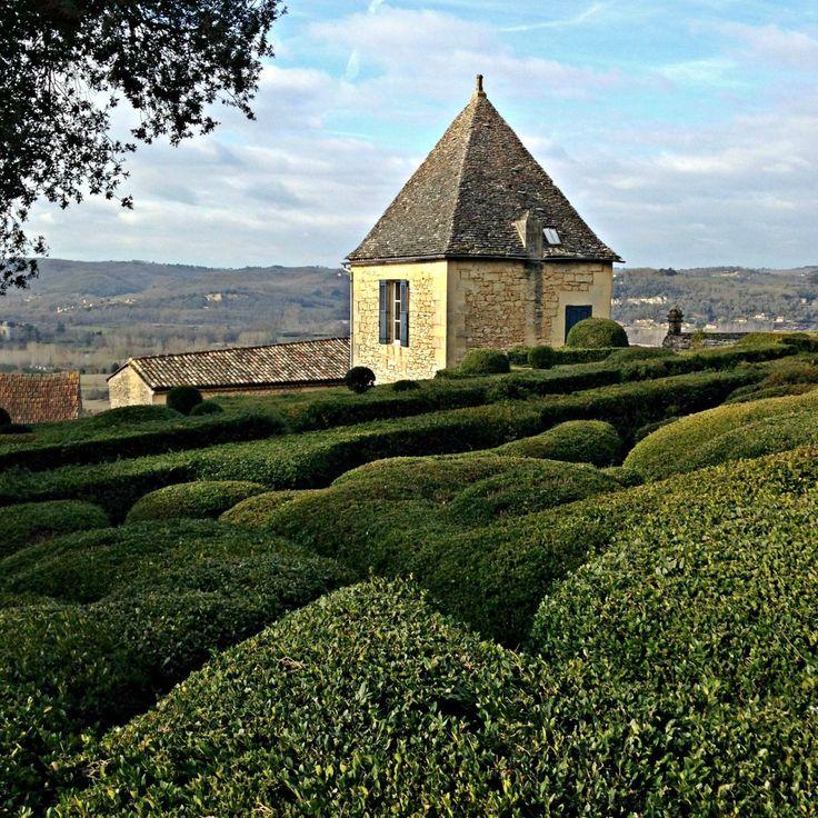 Visite Des Jardins Suspendus De Marqueyssac Et Des Buis