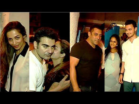 Salman Khan on a DINNER Date with Family and Friends   LEAKED VIDEO.