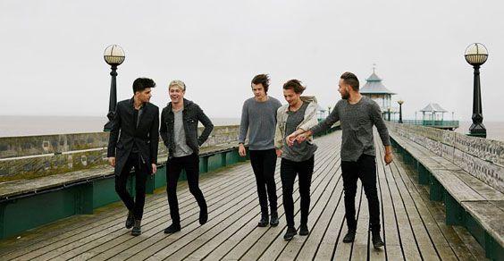 """One Direction : il nuovo album """"FOUR"""" debutta alla #1 in tutto il mondo, e lunedì esce il DVD """"LIVE FROM SAN SIRO STADIUM"""". In Italia il 7 dicembre per un evento unico"""
