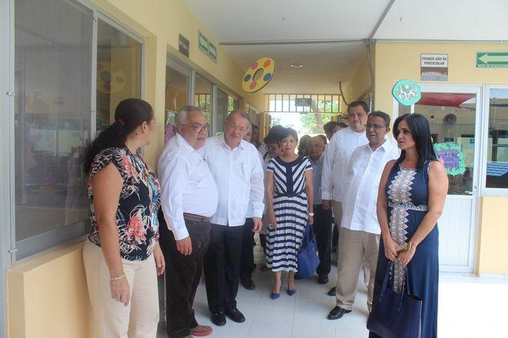 IMSS CONFIRMA CALIDAD DE SERVICIOS EN GUARDERÍAS DE CANACINTRA YUCATÁN