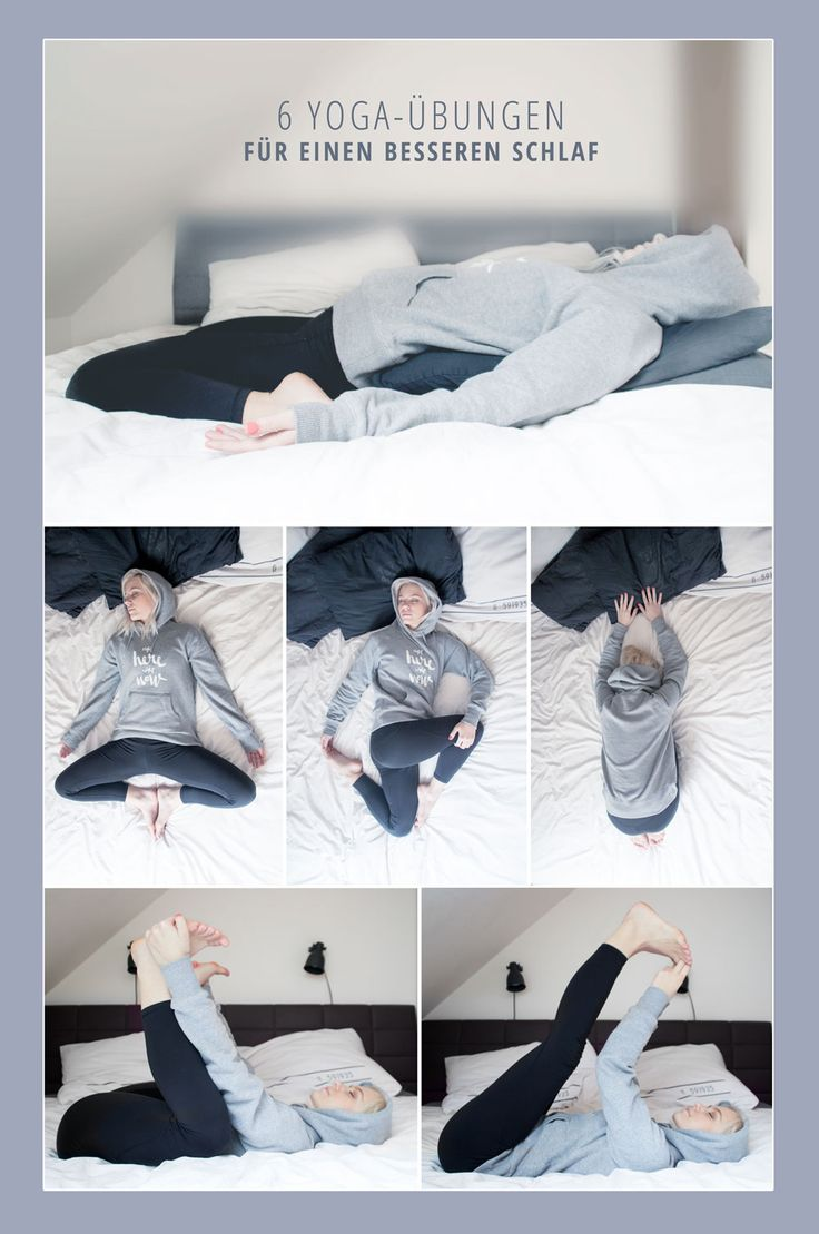 7 Tipps für einen besseren Schlaf | www.juyogi.com