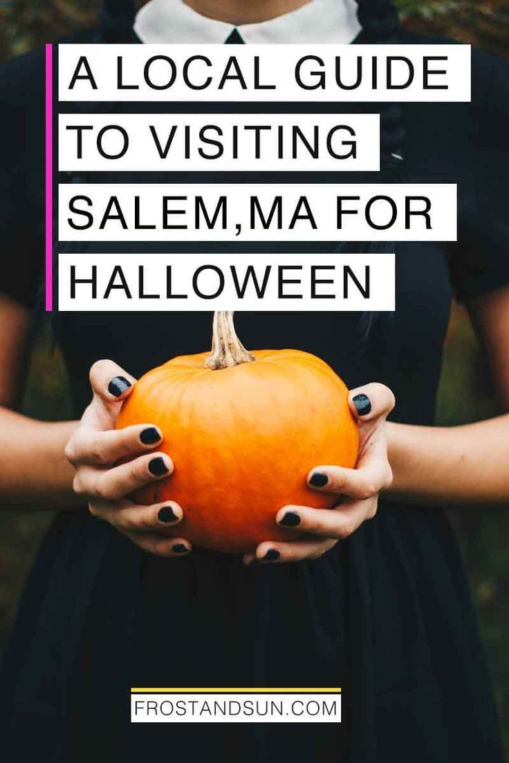 Halloween 2020 Getaway Salem Ct A Local's Guide to Visiting Salem, MA for Halloween   Vacations in