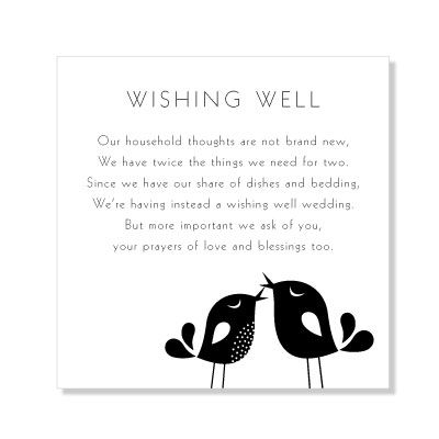 wishing well poems wishing well wedding shower images wedding poems ...