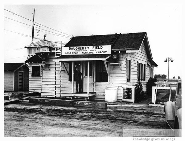 Long Beach Ca Airport History