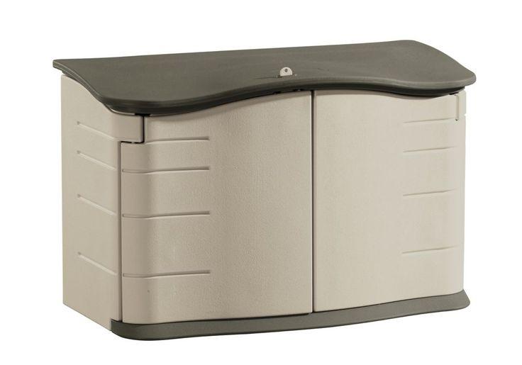 Horizontal Storage Shed  - (18 Cu.Ft.)