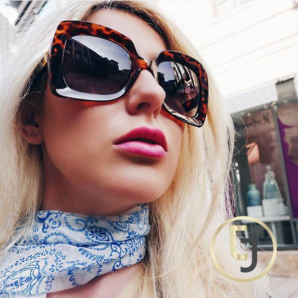 The NEW Jackie O' Sunglasses