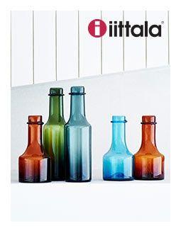 Tapio Wirkkala bottles