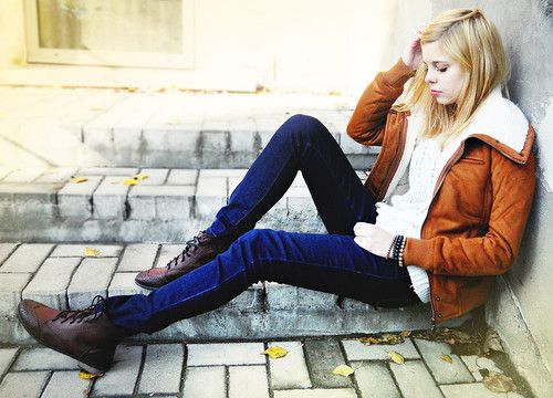 AVIATOR JACKET (by Nesairah Nesstyle)
