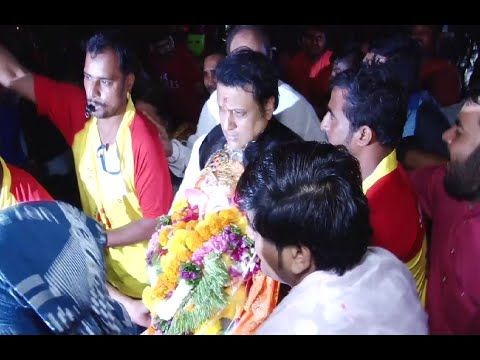 Govinda Ganpati Visarjan 2016 - UNCUT VIDEO