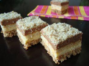 Tento koláčik je veľmi chutný a pestrý..Skladá sa z niekoľkých jednoduchých vrstiev . Na pohľad vám možno príde zložitý ale … Čítať ďalej