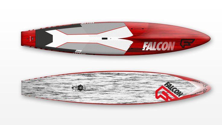 Fanatic Falcon Carbon Race Board for Rent on St. John USVI